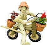 FLOWERPOT MEN GARDEN ORNAMENTS