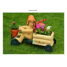 Go-Kart and Flowerpot Driver